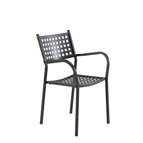 sedie in ferro da giardino sedia in ferro da esterno validea mobili giardino