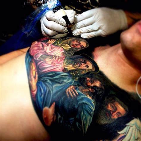 nikko tattoo artist artist nikko hurtado skin