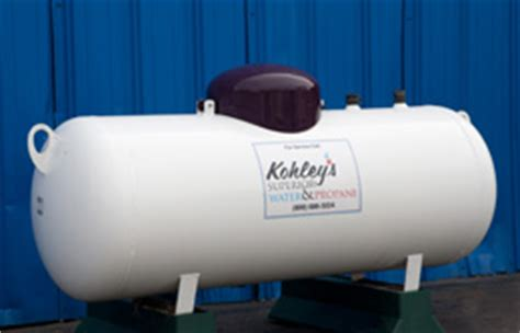 affordable propane services | kohleys water & propane