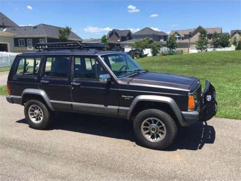 Jeep Xj Forums Bought My Jeep 1989 Laredo Xj Jeep