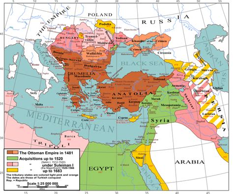 ottoman empire territory seljuk turks and the ottoman empire where is the turkey