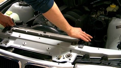 service manual how to remove fan from a 2012 bmw x5 diy bmw e46 how to change water pump and