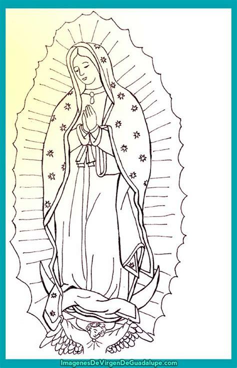 imagenes virgen de guadalupe blanco y negro como dibujar la virgen de guadalupe how to imagenes de la