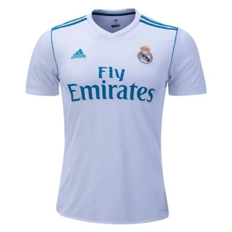 Jersey Grade Ori Real Madrid Home 2018 jersey real madrid home 2017 2018 jersey bola grade ori