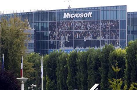 Microsoft Corporate Office by The Dreams Land About The Microsoft Corporation