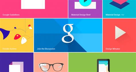 google x design google design guide google endorsed visual style