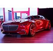 Vision Mercedes Maybach 6 Concept Car