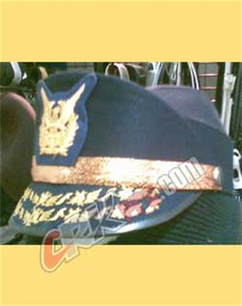 Topi Loreng Angkatan Laut Kri penjahit konveksi pakaian seragam baju karakter kostum