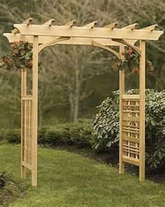 Wood Entry Arbor Best 20 Wood Arbor Ideas On Garden Arbor