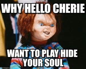 Chucky Meme - trending chucky meme