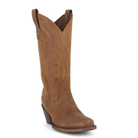 womans brown boots s ariat lively west brown boots 10019864