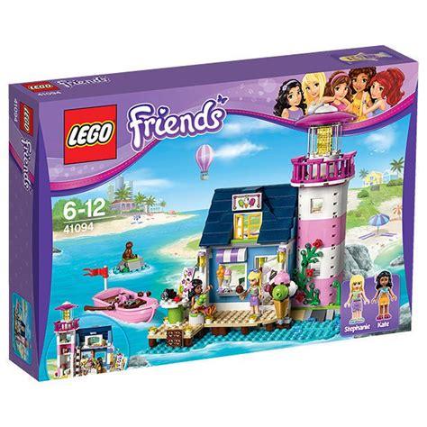 Lego Friends Heartlake Lighthouse 41094 lego 174 friends heartlake lighthouse 41094 target australia