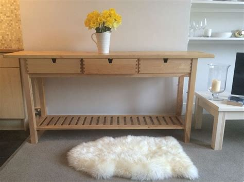 25 Ways To Use And Hack Ikea Norden Buffet Digsdigs Buffet Table Ikea