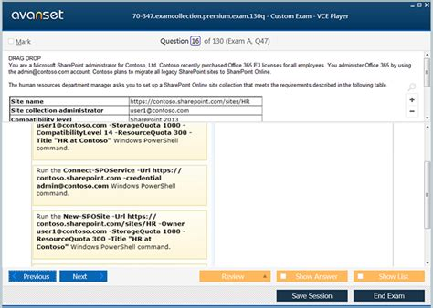 file format questions 70 347 microsoft real exam questions 100 free vce files