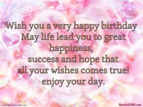 happy birthday quotes and sayings picsy buzz