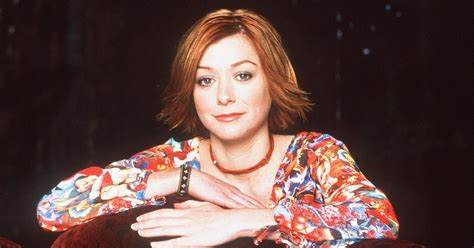 Now And Then Alyson Hannigan Goes by Alyson Hannigan Then How I Met Your Cast Then