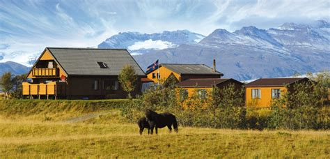 in the country of country hotel arnanes quality accommodation in south east iceland