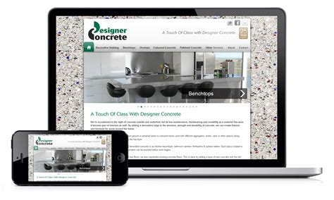 web design masonry layout designer concrete website design lounge