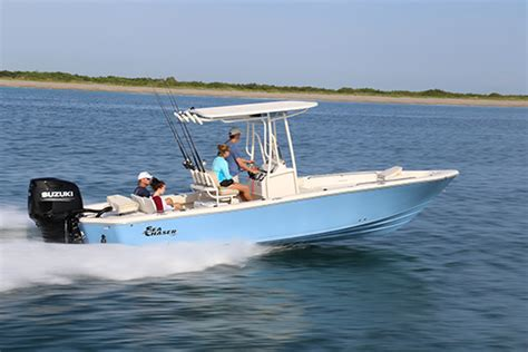 carolina skiff mullet boat sea chaser 26 lx does it all for summer fun