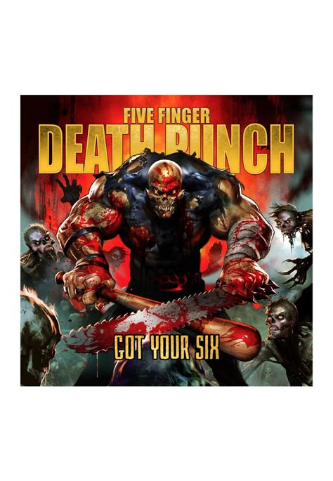 five finger death punch website five finger death punch got your six limited box edition