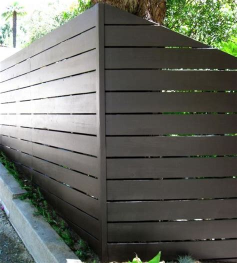 fence fencing and modern fence on pinterest