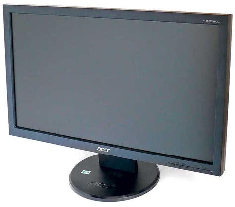 Monitor Acer V193hql svet kompjutera test drive acer v193hql benq g925hdae dell in1920 lg w1943s lg e1940 lg
