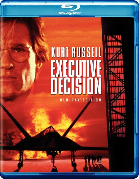 film blu ray ultime uscite executive decision dvd release date