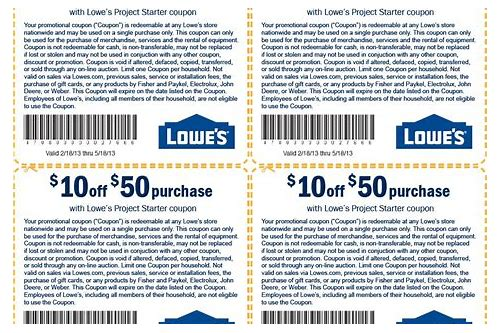 lowes moving coupon code