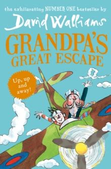 0008183422 grandpa s great escape grandpa s great escape by walliams david 9780008183424