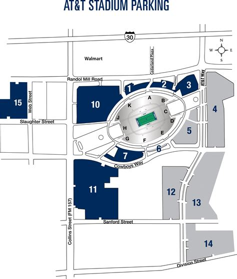 texas center parking map data center world local dallas 2017 event location