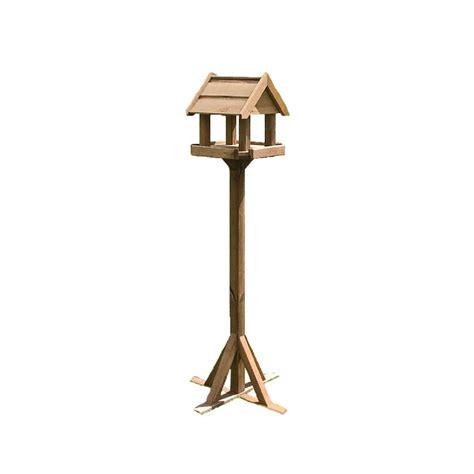 bosmere english garden bisley free standing wooden bird