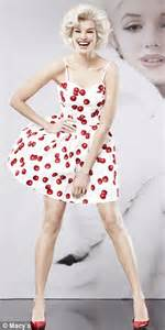 Ny Set Channel Polka marilyn inspires new macy s collection that puts a