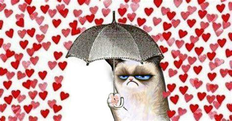 grumpy cat valentines cuori e riflessioni per san valentino eightdaysweek