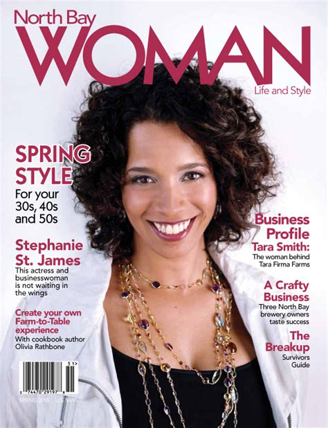 women magazine print edition north bay woman