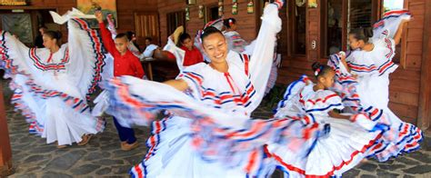 costa rican dance