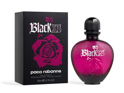 black xs by paco rabanne for eau de toilette spray 3 4 ounce bottle health