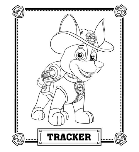 paw patrol lookout coloring pages 25 best ideas about paw patrol on pinterest paw patrol