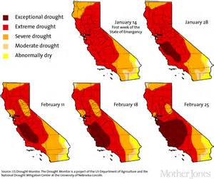 parched san joaquin valley in dire need of water