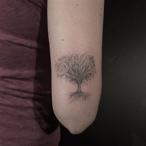 small oak tree tattoo 55 small designs ideas design trends premium