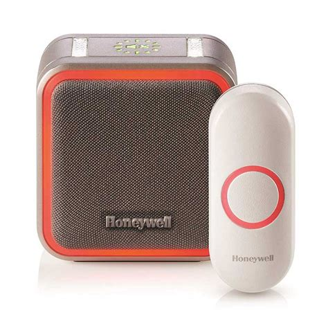 Honeywell Series 5 Rdwl515 Wireless Doorbell With Halo