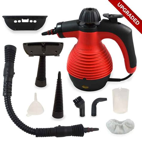 best steam cleaner best handheld steam cleaner top 5 models test reviewed