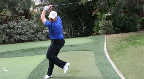 happy gilmore golf swing golfweek connor powers re max long drive fitness