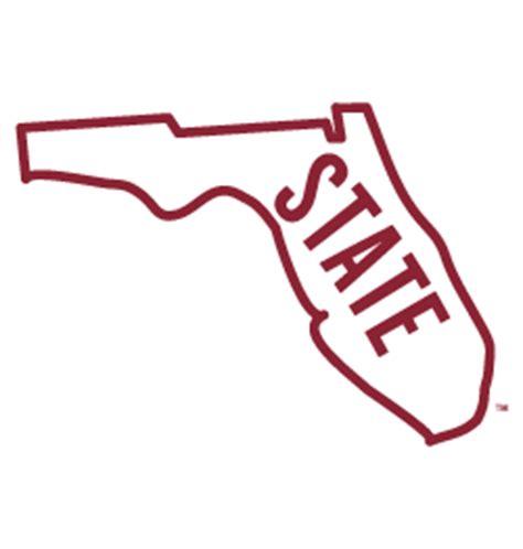 Florida State Outline Png by Vintage Florida State Seminoles Vintage College Apparel