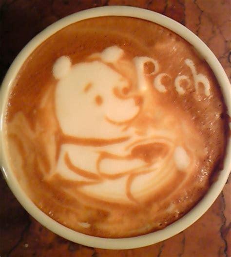 artistic coffee coffee art
