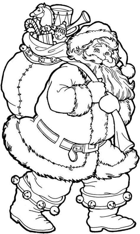 coloring pages of christmas list large printable christmas coloring pages