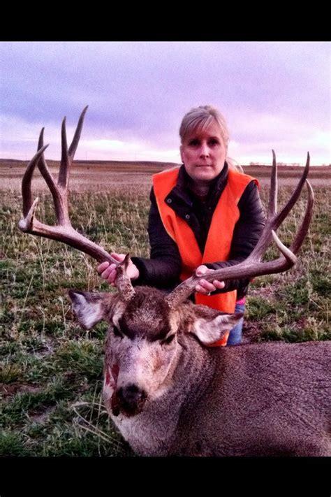outdoor adventures worldwide nebraska mule deer