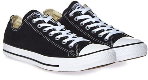 buy converse fashion sneakers for black casual dress shoes uae souq