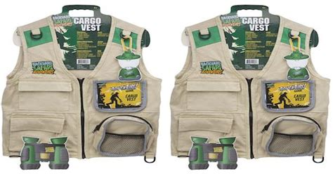 backyard safari vest amazon backyard safari vest only 9 95 mojosavings com