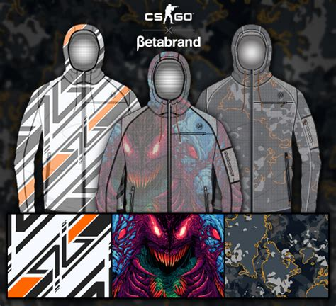 Jaket Hoodie Sweater Counter Strike counter strike global offensive 187 the cs go x betabrand