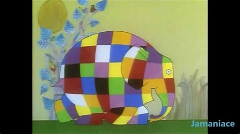 Elmer Patchwork - elmer the elephant library